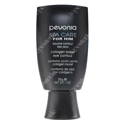 Pevonia Collagen Boost Eye Contour Krem kolagenowy wygładzający kontur oka dla mężczyzn 30 ml