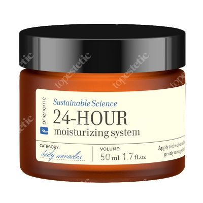 Phenome 24 Hour Moisturizing System Krem intensywnie nawilżający 50 ml