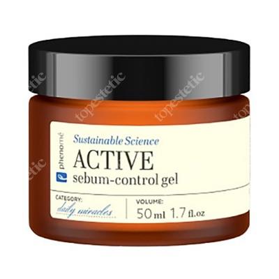 Phenome Active Sebum-Control Gel Krem nawilżająco-matujący 50 ml