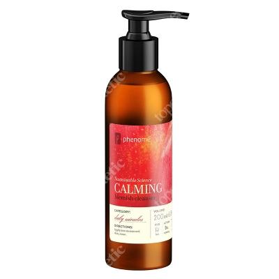 Phenome Calming Blemish Cleanser Aksamitny żel do mycia każdego rodzaju skóry twarzy, szyi i dekoltu 200 ml