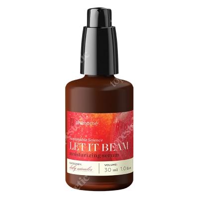 Phenome Let It Beam Moisturizing Serum Delikatne, kremowe serum przeciwzmarszczkowe 30 ml