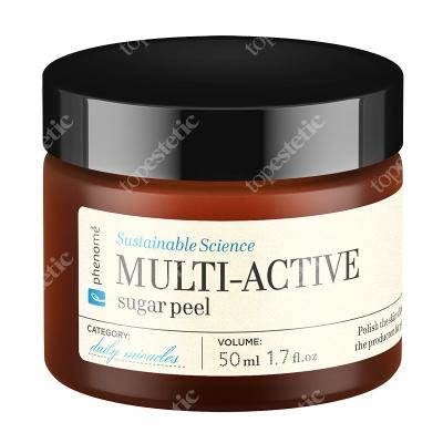 Phenome Multi-Active Sugar Peel Cukrowa maska i peeling 2w1 50 ml