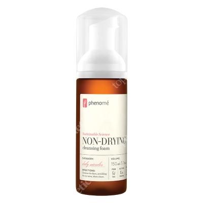 Phenome Non-Drying Cleansing Foam Delikatna pianka do mycia skóry wrażliwej 150 ml