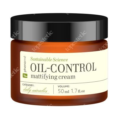 Phenome Oil Control Mattifying Cream Krem nawilżająco-regulujący 50 ml