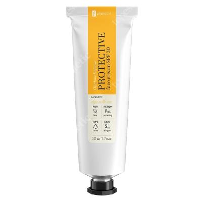 Phenome Protective Face Cream SPF 30 Ochronny krem przeciwsłoneczny do twarzy 50 ml