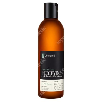 Phenome Purifying Anti Dandruff Shampoo Szampon przeciwłupieżowy do włosów przetłuszczających się 250 ml