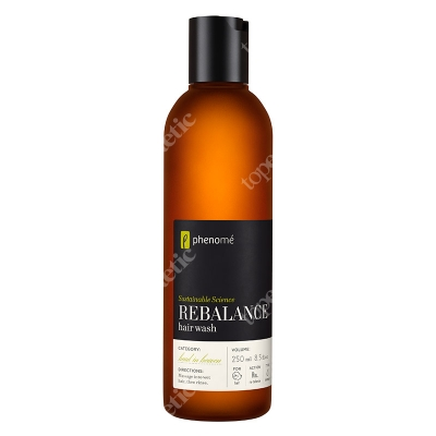 Phenome Rebalance Hair Wash Szampon do włosów przywracający równowagę skóry głowy 250 ml