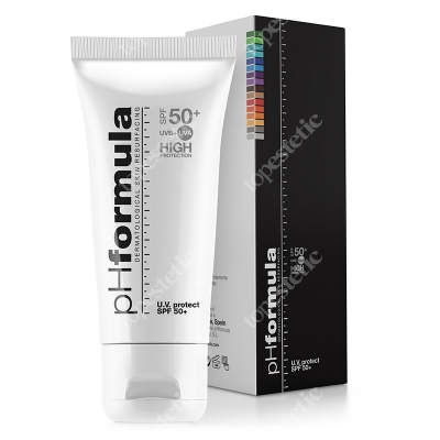 phFormula UV Protect SPF 50+ Aktywny krem ochronny 50 ml