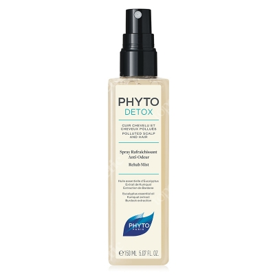 Phyto Detox Rehab Mist Spray oczyszczający 150 ml