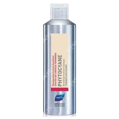 Phyto Phytocyane Shampoo Rewitalizujący szampon wzmacniający włosy 200 ml