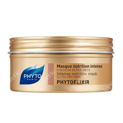 Phyto Phytoelixir Mask Maska intensywnie odżywcza 200 ml