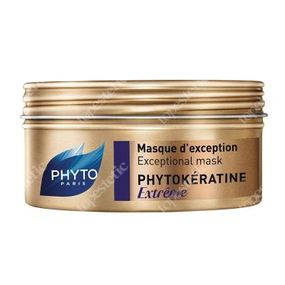 Phyto Phytokeratine Extreme Mask Keratynowa maska odbudowująca 200 ml