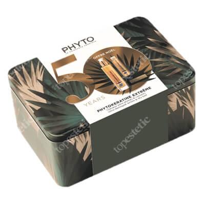 Phyto Phytokeratine Extreme Set ZESTAW Krem odbudowujący 100 ml + Maska odbudowująca 50 ml + Szampon odbudowujący 50 ml