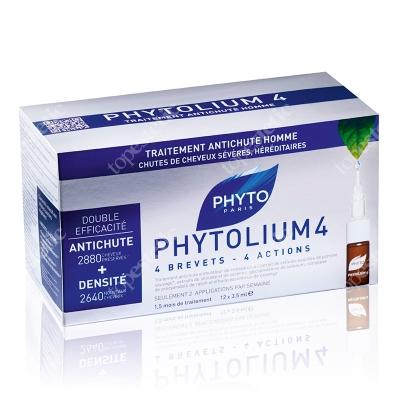 Phyto Phytolium Ampułki przeciw wypadaniu włosów typu męskiego 12x3,5 ml