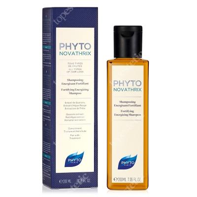 Phyto Phytonovatrix Shampoo Wzmacniający szampon energetyzujący 200 ml