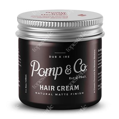 Pomp & Co Hair Cream Matowa pasta do włosów 120 ml