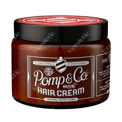 Pomp & Co Hair Cream Matowa pasta do włosów 455 g