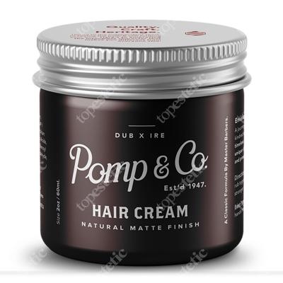 Pomp & Co Hair Cream Matowa pasta do włosów 60 ml