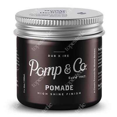 Pomp & Co Pomade Pomada wodna do włosów 120 ml