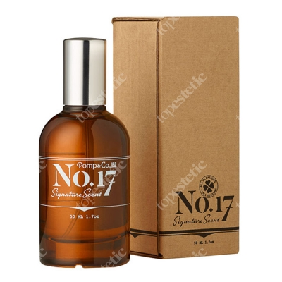 Pomp & Co Signature Scent No. 17 Perfumy męskie 50 ml