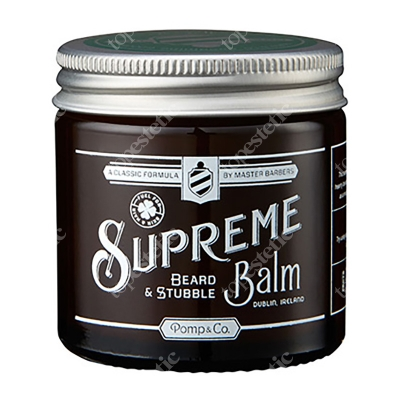 Pomp & Co Supreme Beard And Stubble Balm Balsam do brody 56 g