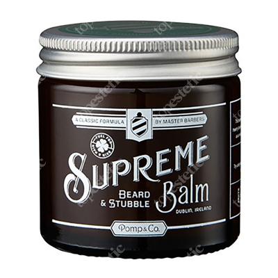 Pomp & Co Supreme Beard And Stubble Balm Balsam do brody 56 g