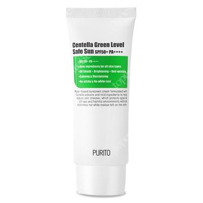 Purito Centella Green Level Safe Sun SPF 50+ PA++++ Ochronny krem przeciwsłoneczny 60 ml