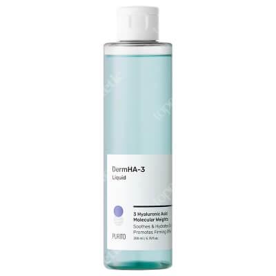 Purito DermHA-3 Liquid Toner intensywnie nawadniający 200 ml
