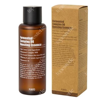 Purito Fermented Complex 94 Boosting Essence Esencja kompleksowa otrzymana drogąfermentacji 94%, 150 ml