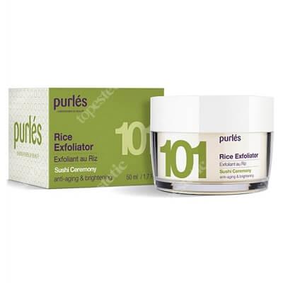 Purles 101 Rice Exfoliator Peeling kremowy z ryżu 50 ml