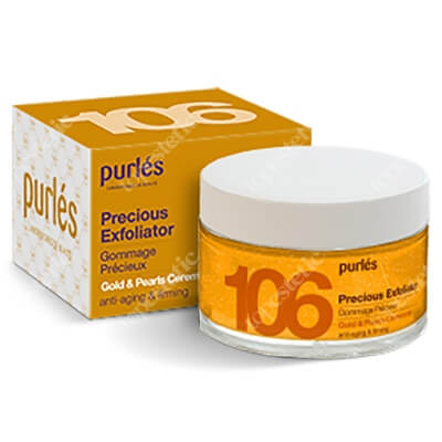 Purles 106 Precious Exfoliator Peeling żelowy bogini 50 ml
