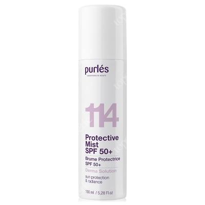 Purles 114 Protective Mist SPF 50+ Mgiełka ochronna z filtrem SPF 50+ 150 ml