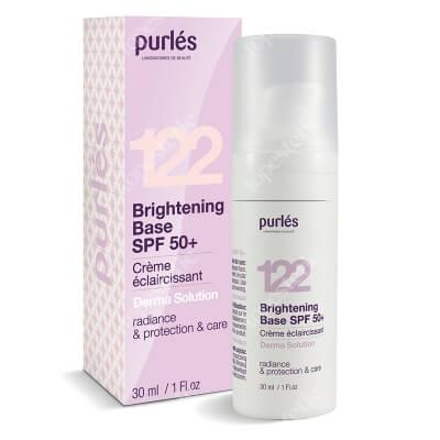 Purles 122 Brightening Base SPF 50+ Rozświetlająca baza SPF 50+ 30 ml