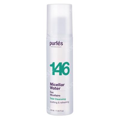 Purles 146 Micellar Water Woda micelarna 200 ml