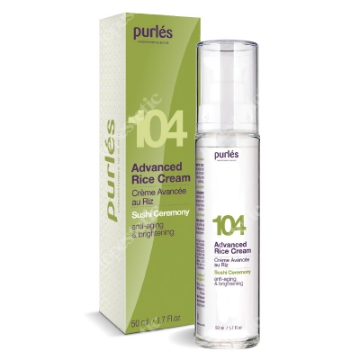 Purles 104 Advanced Rice Cream Krem ryżowy 50 ml