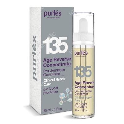 Purles 135 Age Reverse Concentrate Naprawczy koncentrat młodości 30 ml