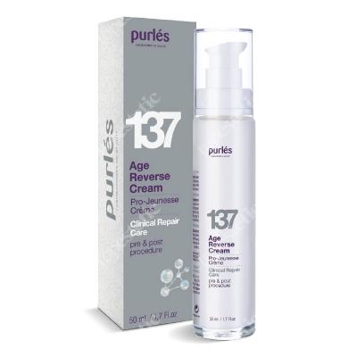 Purles 137 Age Reverse Cream Naprawczy krem odmładzający 50 ml