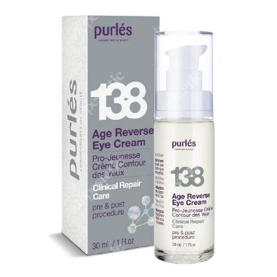 Purles 138 Age Reverse Eye Cream Odmładzający krem na okolice oczu 30 ml