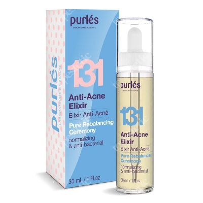 Purles 131 Anti-Acne Elixir Elixir przeciwtrądzikowy 30 ml
