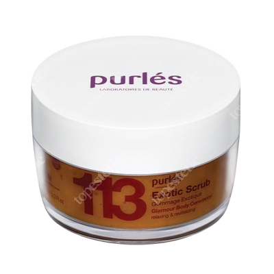 Purles 113 Exotic Scrub Egzotyczny peeling solny 160 ml