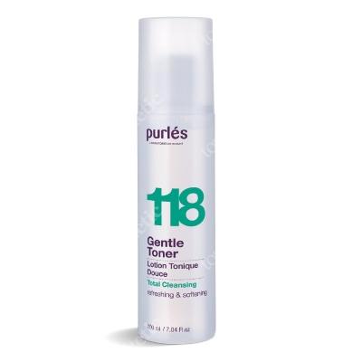 Purles 118 Gentle Toner Delikatny tonik 200 ml