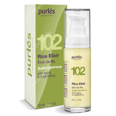 Purles 102 Rice Elixir Eliksir ryżowy 30 ml