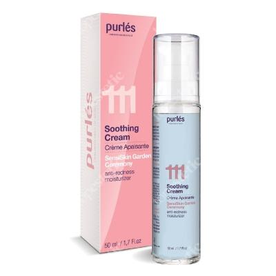 Purles 111 Soothing Cream Krem łagodząco-nawilżający 50 ml
