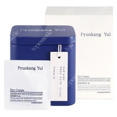 Pyunkang Yul Eye Cream Krem pod oczy redukujący cienie i zmarszczki 1 ml x 50 szt.