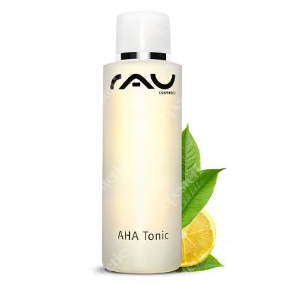 RAU Cosmetics AHA Tonic Odświeżający tonik z łagodnymi kwasami owocowymi 200 ml