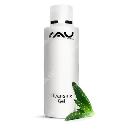 RAU Cosmetics Cleansing Gel Żel oczyszczający z ekstraktami z aloesu i pokrzywy 200 ml