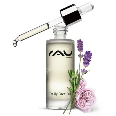 RAU Cosmetics Daily Face Oil Olejek pielęgnacyjny z cennymi naturalnymi olejkami 30 ml