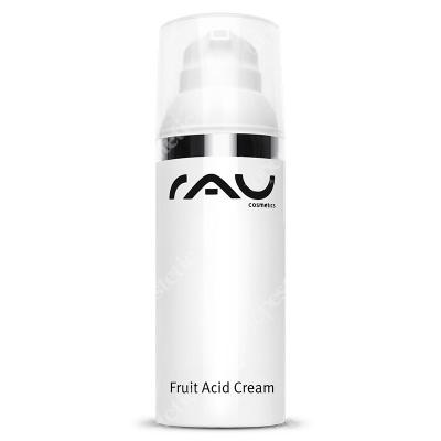 RAU Cosmetics Fruit Acid Cream Krem zawierający kwasy owocowe, hialuron, witaminy 50 ml