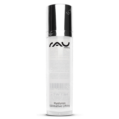 RAU Cosmetics Hyaluron Ultimative Lifting Hialuronowy koncentrat w żelu 50 ml