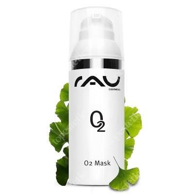 RAU Cosmetics o2 Mask Maseczka z aloesem, arniką i miłorzębem 50 ml